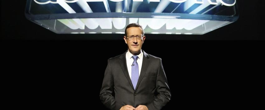 Richard Quest in 500 Questions