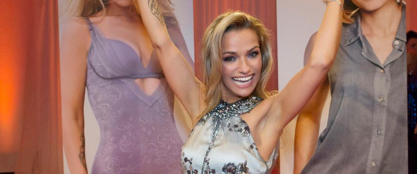 Ramona Sedlmeier, winner of The Most Beautiful Woman Germany