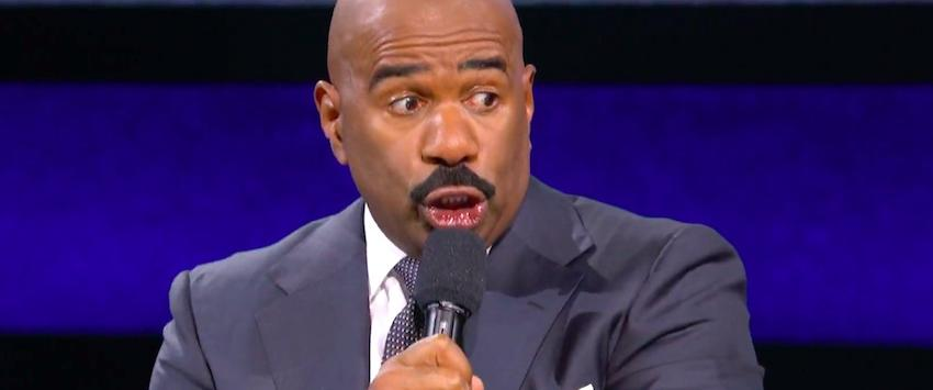 Steve Harvey in Little Big Shots: Forever Young