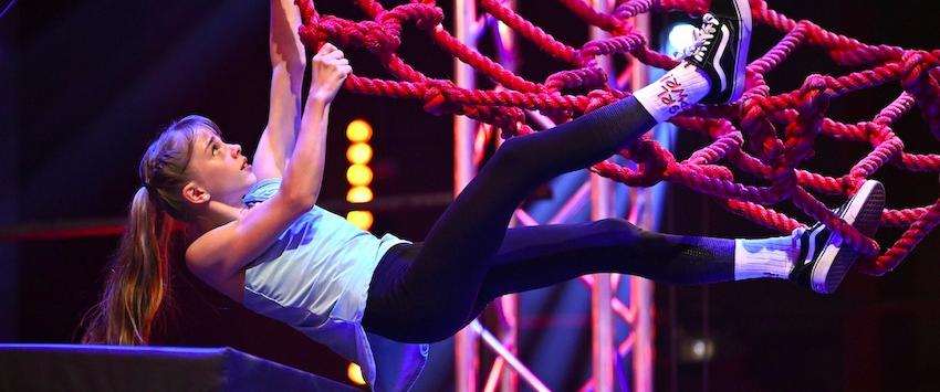 Ninja Warrior Germany Kids. Photo: TV Now/Markus Hertrich