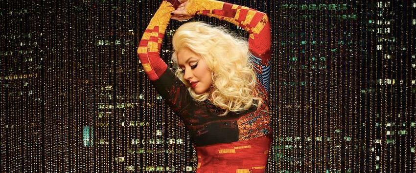 Christina Aguilera on The Voice